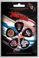 Judas Priest 5 Plectre Pack ( RZ )