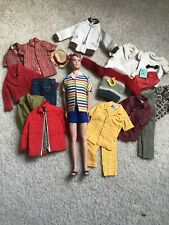 Vintage Alan Doll W/ Clothes, Accessories