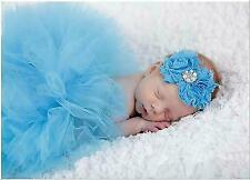 Aaa+Baby Headband+Tutu Clothes Skirt Baby Girls Photography Props Outfit New