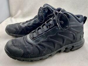 Under Armour Men's Valsetz Venom High 1236880-001 Black Hiking Boots Size 11