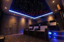 Twinkle star sky fiber optic lights RGBW led box with PMMA fibres mix size 3m