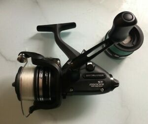 Shimano Baitrunner ST 2500 FB Fishing Reel -with extra spool