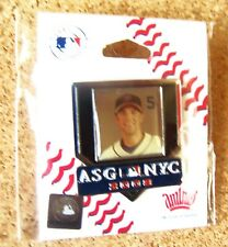 2008 New York Yankees AS All-Star Game NY Mets David Wright pin only 36 made