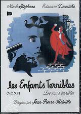Les enfants terribles (Los niños terribles) (v.o. Francés) (DVD Nuevo)