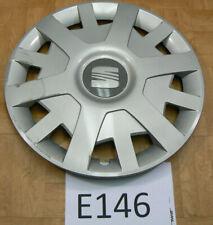 Original Seat Ibiza Radkappe Zoll 15 Radzierblende 1 Stück ArNrE146 6J0601147B
