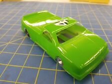 "Champion Turbo Flex 4"" Supertruck Green #4 1/24 from Mid America"