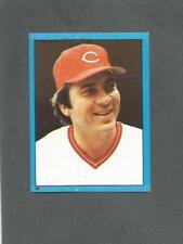 1982 O-Pee-Chee Baseball Sticker Johnny Bench #35 Cincinnati Reds *MINT*