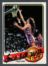 Jan Van Breda Kolff #123 signed autograph 1979-80 Topps Basketball Trading Card