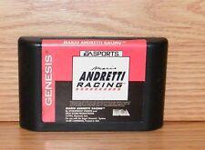 Mario Andretti Racing (Sega Genesis, 1994) Cartridge Only