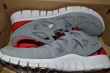 New Nike Mens Free Run 2 Run Running Shoes 537732-006 sz 10 Grey Gray