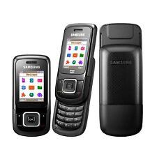 Samsung GT E1360-Noir (Orange) verrouillé Téléphone Mobile Slider E1360B-garantie
