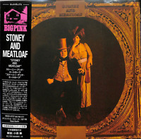 STONEY AND MEATLOAF-S/T-IMPORT MINI LP CD WITH JAPAN OBI BONUS TRACK Ltd/Ed G09