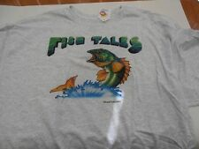 Fish Tales Pinball Machine New T-Shirt Fully Licensed  X Large : Mr Pinball