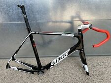 Wilier Cento 1 SR Carbon Road Bike Frameset Ritchey Easton Extras! XL 59.5cm
