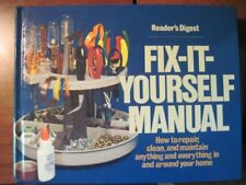 B000OK21YE Readers Digest: Fix It Yourself Manual, How to Repair, Clean and Ma