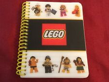 """LEGO Cover Mini Pocket Spiral Bound Journal Approx 90 sheets, 4"""" x 5.5"""""""