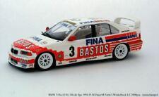 BMW 318iS – Fina/Bastos - Ferté/Duez/Winkelhock - 24h Spa 1994 #3 - Minichamps