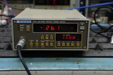 Ando AQ 1135E optisches Powermeter mit 2 Köpfen