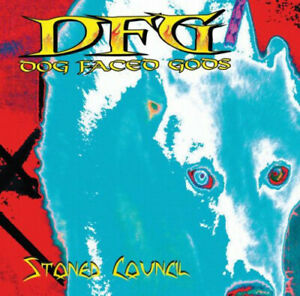 """"""" DOG FACED GODS ~ STONED COUNCIL """" (STONER) ~ CD ~ REPACKAGED IN VINYL SLEEVE"""