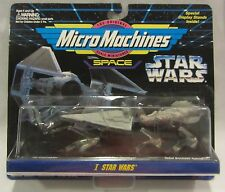 Star Wars Micro Machines Collection I Vehicle 3-Pack, 1994, New