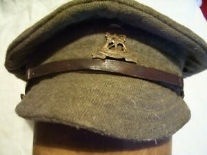 WW1 BRITISH ARMY OTHER RANK'S TRENCH CAP.