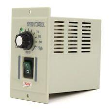 AC 220V 500W 50HZ MOTORE REGOLATORE DI VELOCITÀ CONTROLLORE DC 0-220V CONTROLLO