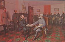The Surrender BY L.M.D. Guillaume General Lee and Grant    # C2