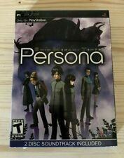 PSP Persona Shin Megami Tensei Collector's Edition NUOVO SIGILLATO