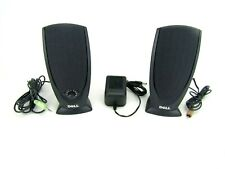 Dell A215 Computer Speakers w/ AC Adapter