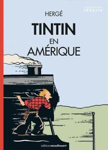 Tintin en Amérique colorisée