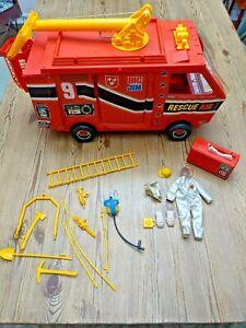 Vintage Big Jim Rescue Rig and Accessories 1971 Mattel