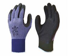 Showa 341 gloves water repellent latex palm lightweight good grip