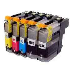 5x tinte Patrone für Brother DCP-J562DW J4120DW MFC-J480DW MFC-J680DW MFC-J880DW