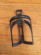 Vintage Elite Water Bottle Cage Plastic Black made in Italy