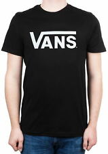 VANS Vans Classic T-Shirt In Black-White