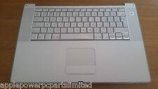 Apple POWERBOOK g4 ALLUMINIO a1046 POGGIAPOLSI 613-4697-b TASTIERA 922-6105 TOUCHPAD