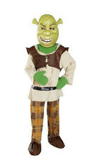 Rubie's Boy's Deluxe Shrek Child Costume and Mask Size Small 4-6