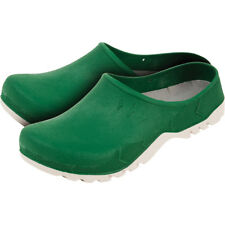 Garten Clogs Gartenclogs Schuhe Gartenschuhe Top Qualität Grün Gr.37-46 NEU