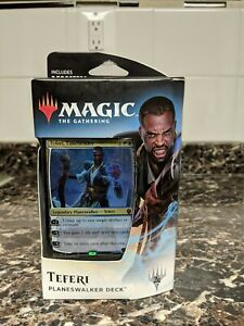 "Magic The Gathering""Teferi Planeswalker Deck"" New Sealed"