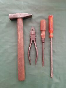 Lamborghini Miura lot tools kit bag screwdriver pliers hammer Espada adaptable