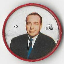 1960-61 Shirriff Hockey Coin #40 Toe Blake Montreal