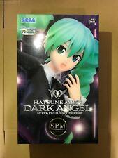 Hatsune Miku Project DIVA Arcade Future Tone Figure Dark Angel SEGA Premium SPM