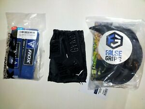 Grips and Weight Lifting Straps