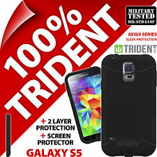 New Trident Aegis Rugged Protection Hard Shell Case Cover For Samsung Galaxy S5