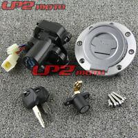 Motorcycle Ignition Switch Gas Cap Lock Key Set For Yamaha FZ09 MT-09 FZ07 MT-07