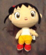"TY Ni Hao Kai-Lan Chinese Girl Stuffed Plush Doll Toy 7"" Nickelodeon euc"