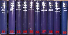 Perry Rhodan blaue Edition Band 51 - 60