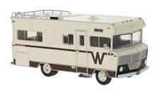 1:43 Scale NEO 46630 1973 Winnebago Brave Camper Van - Beige & Brown - BNIB