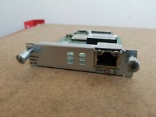 Cisco VWIC3-1MFT-G703 1 Port T1/E1 Multiflex Trunk