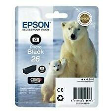 Epson cartucho T2611 negro Xp520/620/720/820